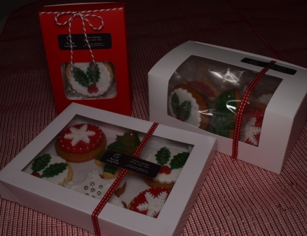 xmas cookie range